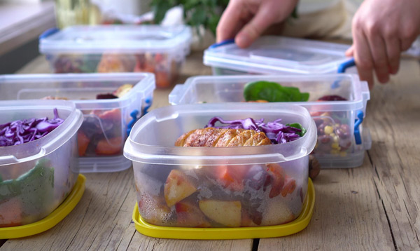 meal prep on a budget